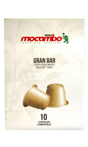 Mocambo Nespresso® alternative Kapseln