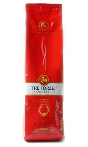 Tre Forze! Espresso coffee 250g ground
