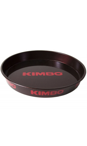 Kimbo Coffee Tray round