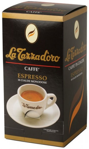 La Tazza d'oro ESE Pads - Dispenser