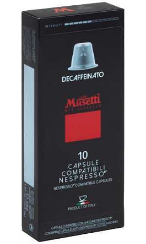 Musetti Nespresso Kapsel Alternative