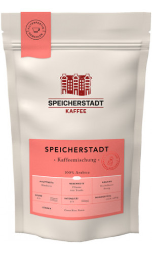 Speicherstadt coffee - Kaffeemischung 250g ground