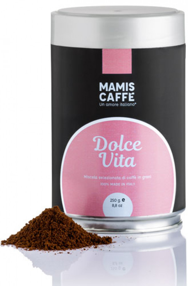 Mamis Caffè Dolce Vita ground | 250g tin